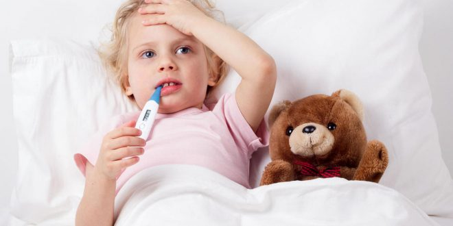 صور علاج الحمى للاطفال , اسهل طريقة لعلاج الحمي لدى الاطفال