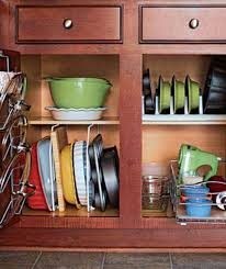 صور طرق ترتيب دولاب المطبخ , افكار لترتيب دولاب المطبخ