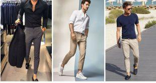 صورة ازياء ملابس رجالي , احدث موضة للرجال 2019