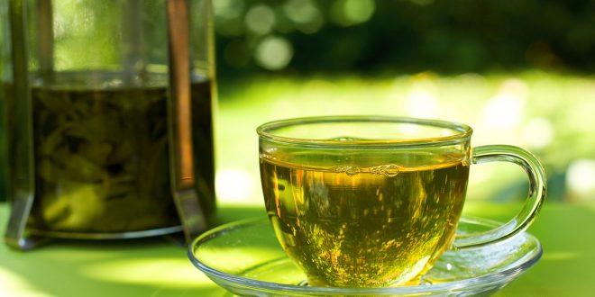 صورة كم سعرة حرارية يحرق الشاي الاخضر , فوائد الشاي الاخضر في حرق الدهون