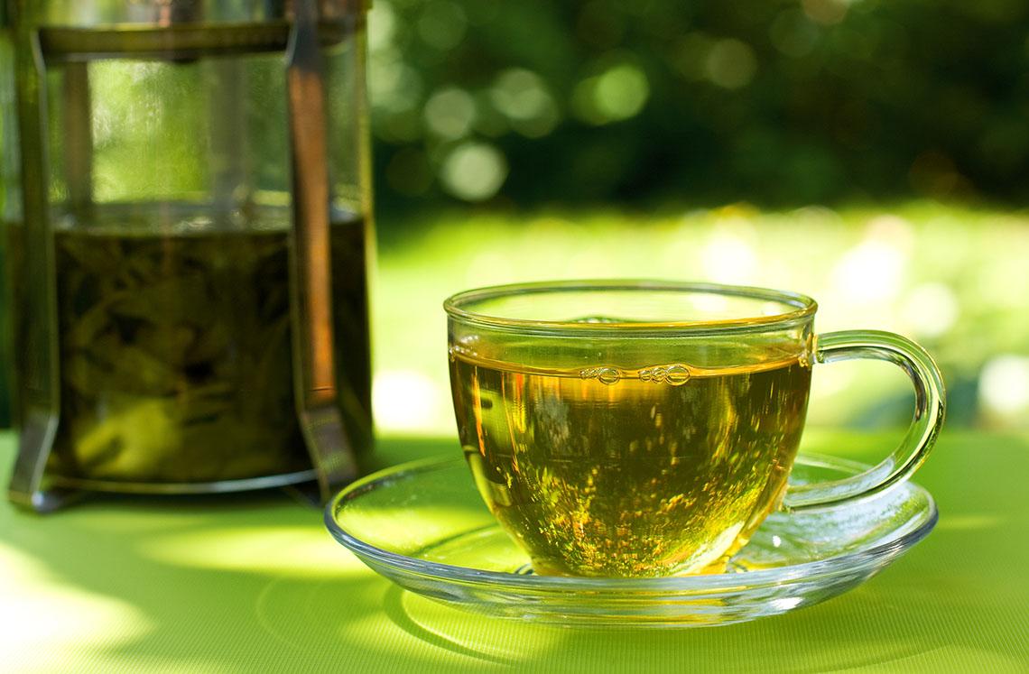 صورة كم سعرة حرارية يحرق الشاي الاخضر , فوائد الشاي الاخضر في حرق الدهون 1610