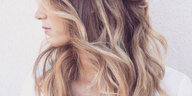 صور تسريحات شعر خفيفه , احدث موضة للتسريحات السيمبل 2019