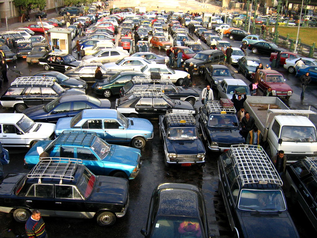 صور غرامات الرقم الجديد , مخالفات وغرامات الارقام الجديدة للسيارات