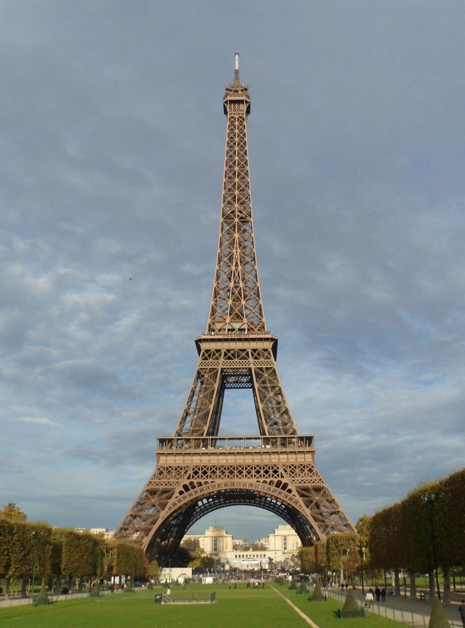 صورة اين يقع برج ايفل , اى مدينة بها برج ايفيل
