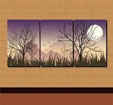 صور لوحات فنيه سهله , صممى لوحه بنفسك لتزيين الجدران
