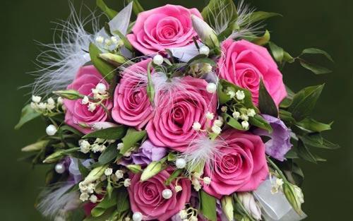 بوكيه ورد لمريض شوفى اروع صور بوكيهات الورد للمريض حنان خجولة