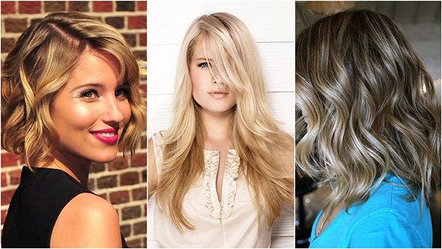 صور تسريحات شعر للنساء , اعرفي تسرحتك علي حسب وجهك