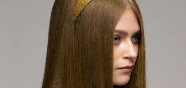 صورة كيف اجعل شعري ناعم , الشعر تاج المراه