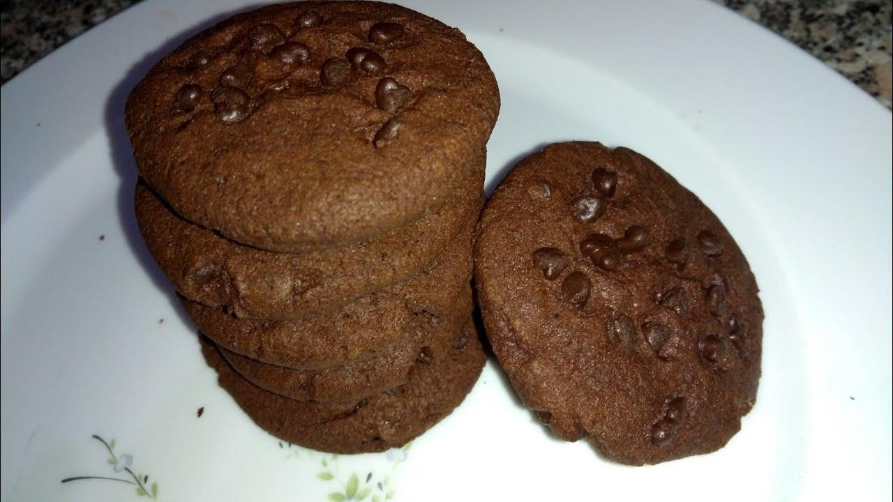 صورة طريقة عمل الكوكيز بالشوكولاته سالى فؤاد , كوكيز الشيكولاته للشيف سالى فؤاد 1070 1