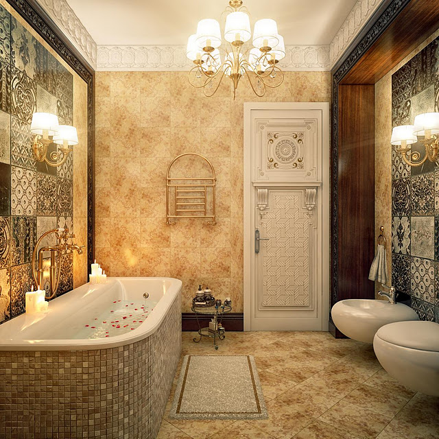 صورة صور سيراميك حمامات , تصميمات راقية للحمامات موديلات حديثة 2020
