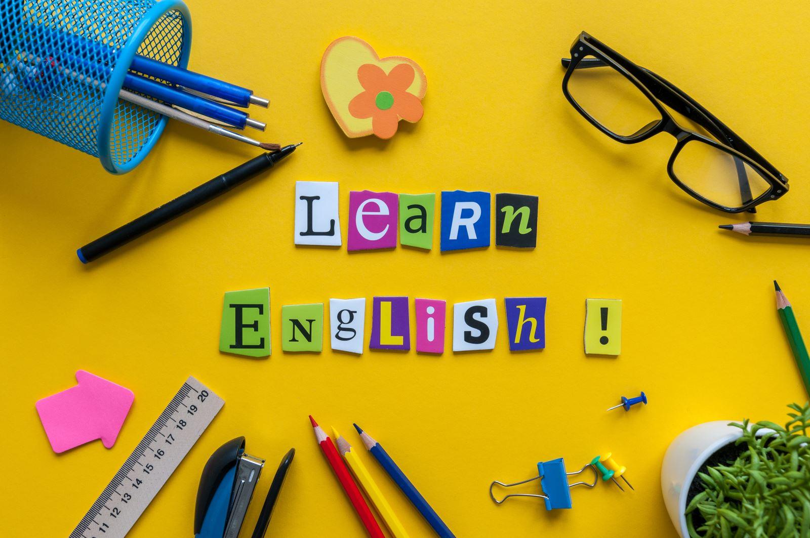 صورة اهم الكلمات الانجليزية , نمي مهارتك في تعلم اللغة