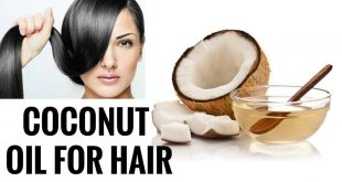 جوز الهند للشعر , حلول طبيعيه للقضاء علي مشاكل الشعر