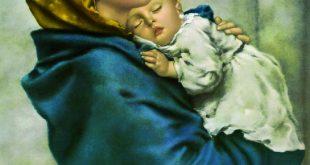 صورة لوحات عن الام , اجمل اللوحات الفنية المعبرة عن الام