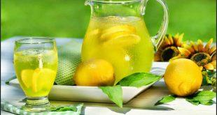 صور عصير الليمون فوائد , فوائد الليمون العظيمة