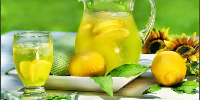 صورة عصير الليمون فوائد , فوائد الليمون العظيمة