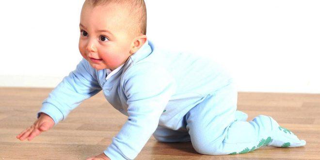 صورة انواع الحبو عند الاطفال , اعرف نوع الزحف لاطفالك
