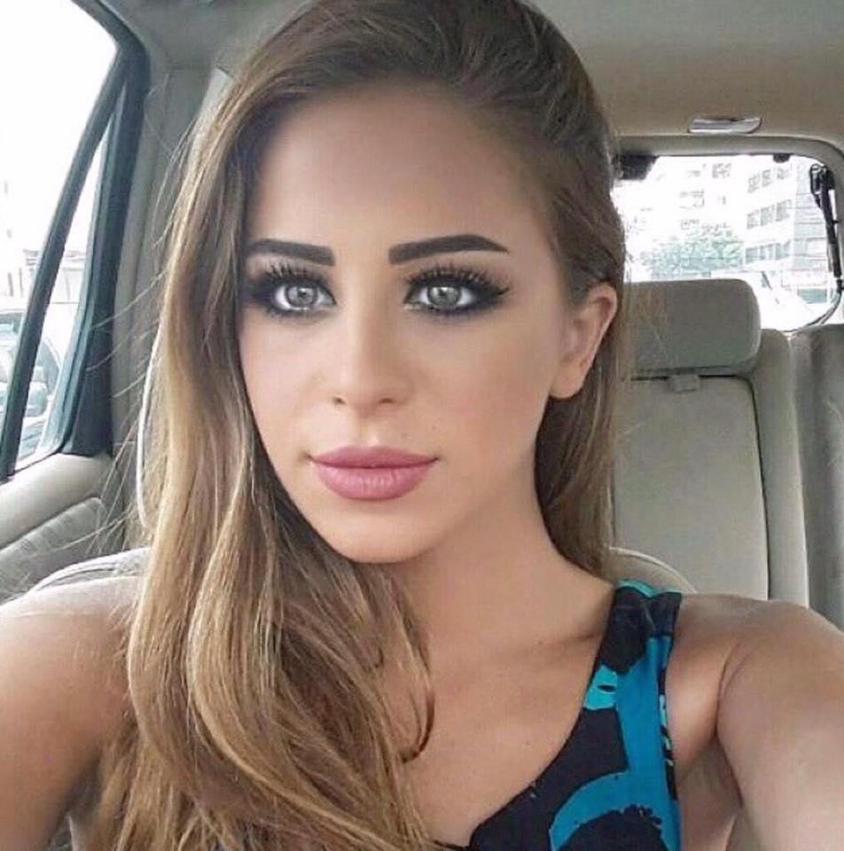بنات من لبنان اجمل بنات لبنان حنان خجولة