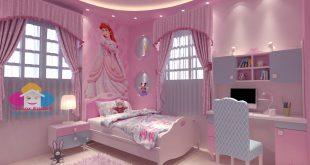 صورة ديكور غرف النوم للبنات , بنات عايزة افرش غرفتي بطريقة جذابة وجديدة