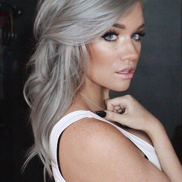 صورة كيفية صبغ الشعر باللون الرمادي , طريقه سهله لتغيير لون شعرك 1530 2
