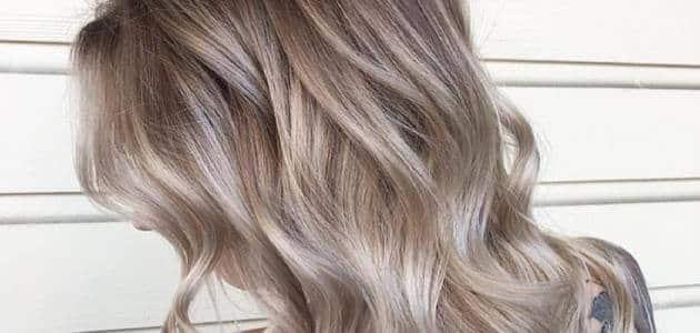 صورة كيفية صبغ الشعر باللون الرمادي , طريقه سهله لتغيير لون شعرك
