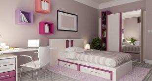 غرف نوم للبنات المراهقات , غرف غير تقليديه للبنات