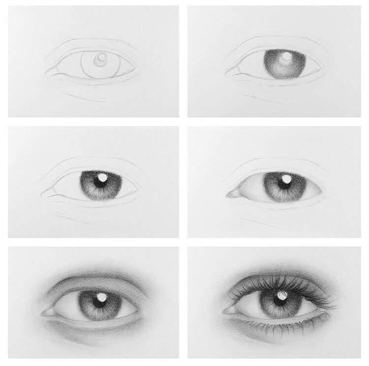 صورة خطوات تعلم الرسم , اتعلم الرسم بكل سهوله