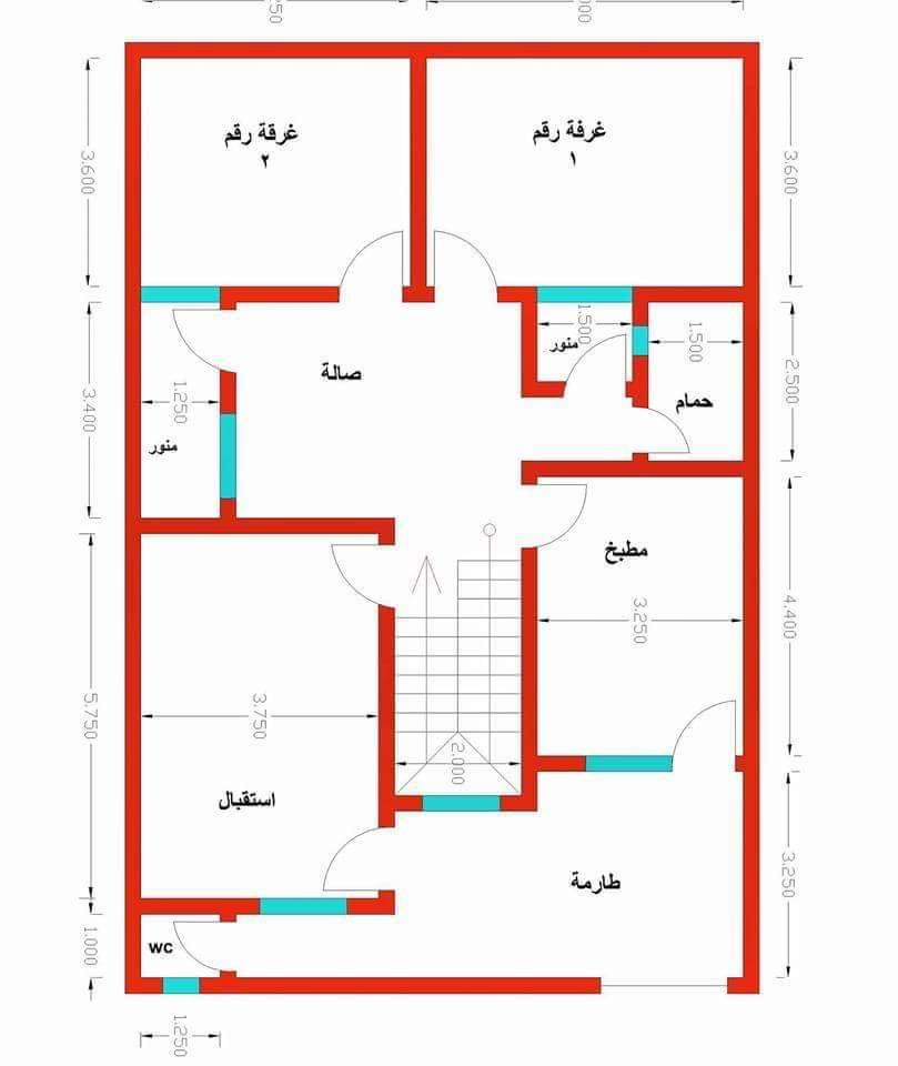 خرائط منازل 250 متر تقسيمات تحفه للبيوت حنان خجولة