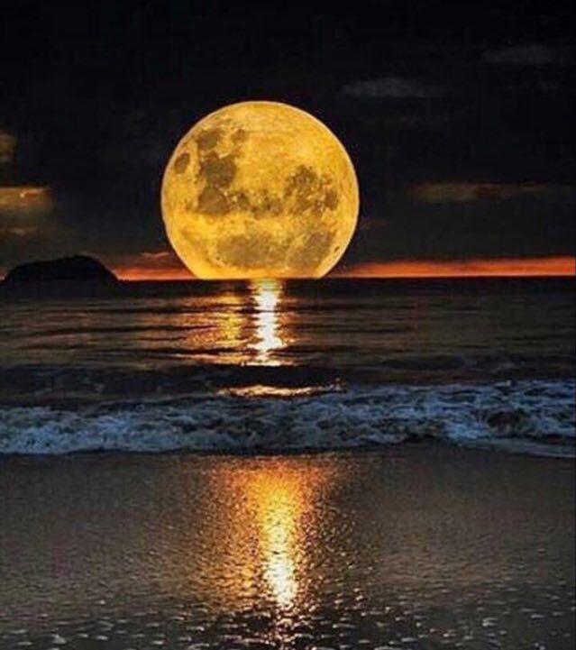 صورة اجمل الصور للقمر , القمر و جماله