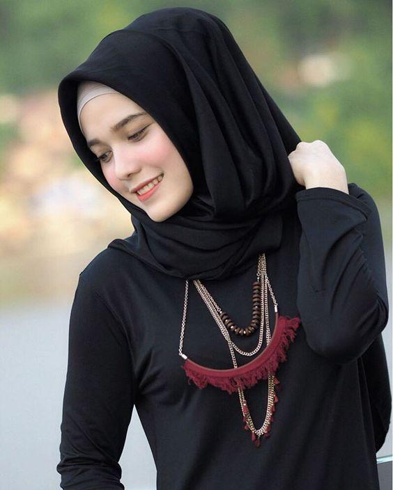 صورة صور خليجيات محجبات , احلي البنات العرب