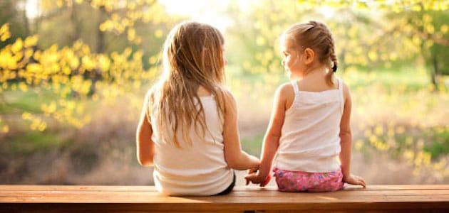 صورة الاخت في المنام لابن سيرين , تفسير رؤية اختى فى المنام
