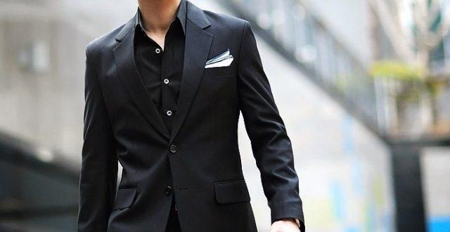 صورة الملابس الكلاسيكية للرجال , لبس شباب تحفه