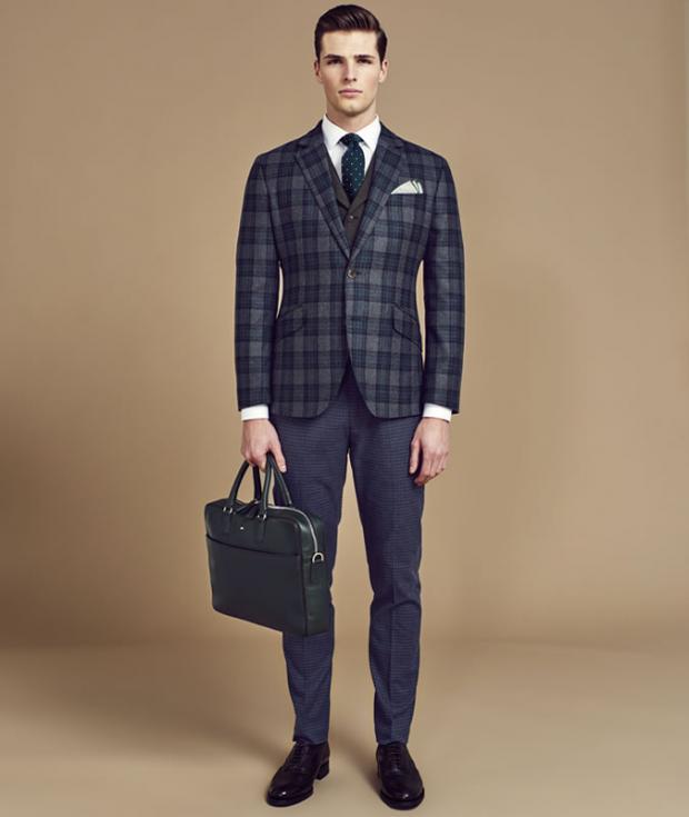 صورة الملابس الكلاسيكية للرجال , لبس شباب تحفه 2133 7
