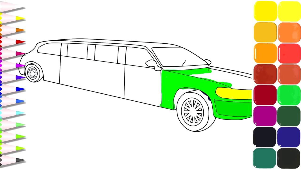 صورة رسم سيارة اطفاء , تعلم الرسم بابسط الطرق