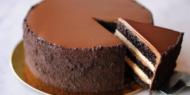 صورة وصفة كيكة الشوكولاته , طرق كيكة الشوكولاته السهلة