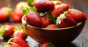 صورة فوائد الفراولة للجسم , فوائد غزيرة في حبة واحدة من الفراولة
