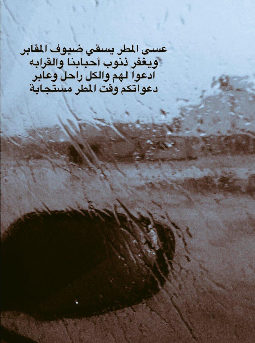 صورة ابيات في المطر , المطر له روح جميله