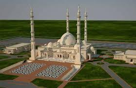صورة شعر عن المسجد , بيت الله