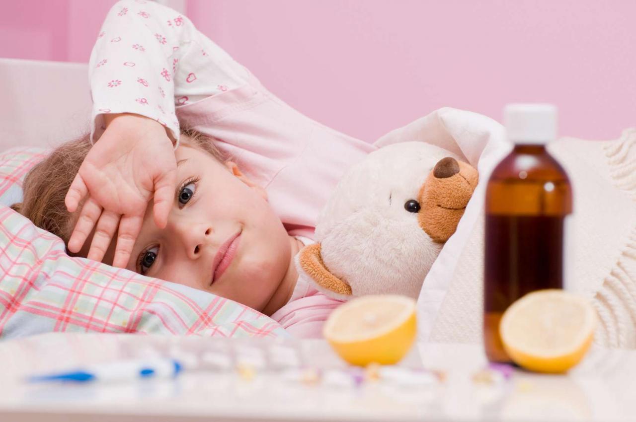 صورة دواء للبرد للاطفال , علاج الانفلونزا عند الاطفال
