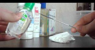 خطوة تنظيف الوجه , بشرة نضرة بكل سهوله
