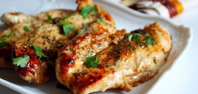 صورة طريقة عمل صدور الدجاج , عندي صدور فراخ عايزة طريقة سهلة عشان اعمله بيها
