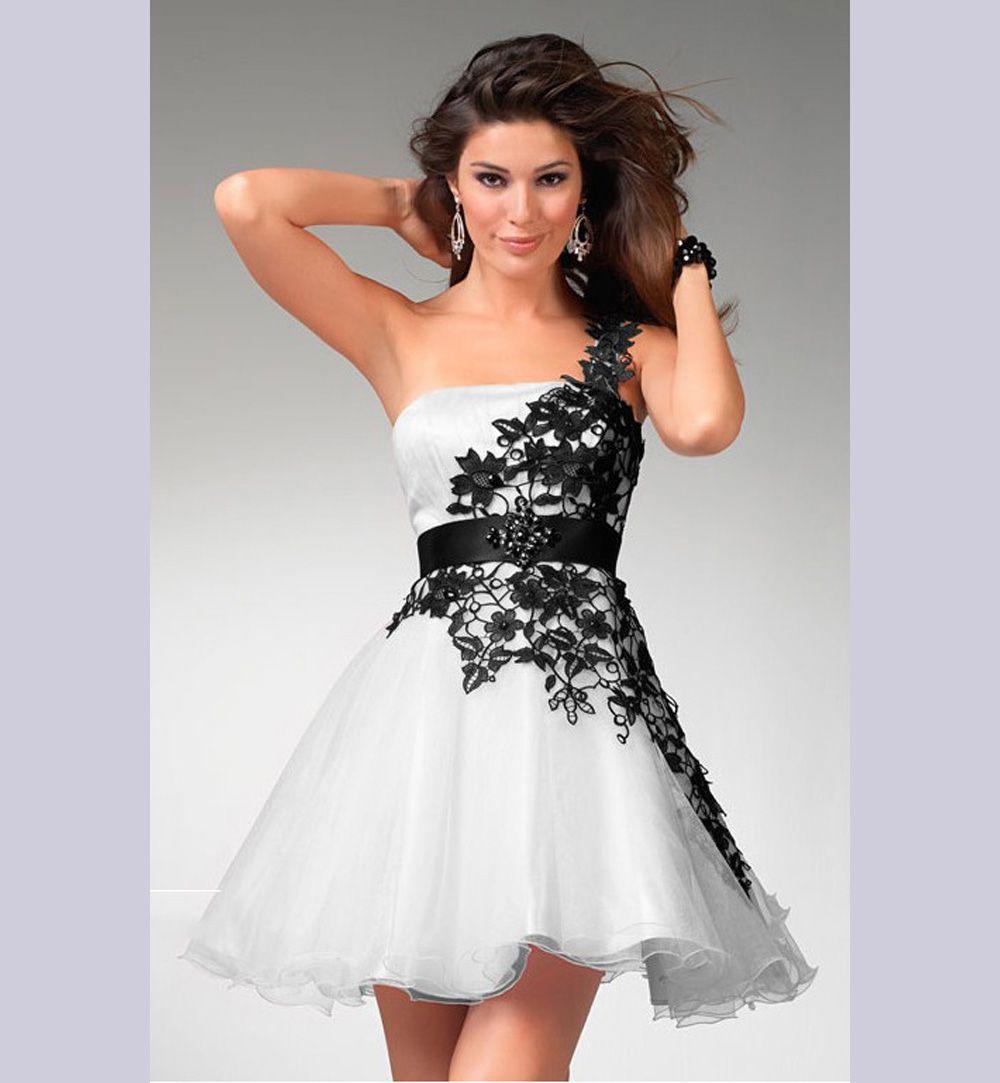 صورة اجمل الفساتين القصيره , الجمال والاناقه والانوثه