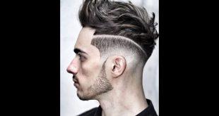 صورة اجمل قصات شعر رجالي , احدث القصات لشعر الرجال