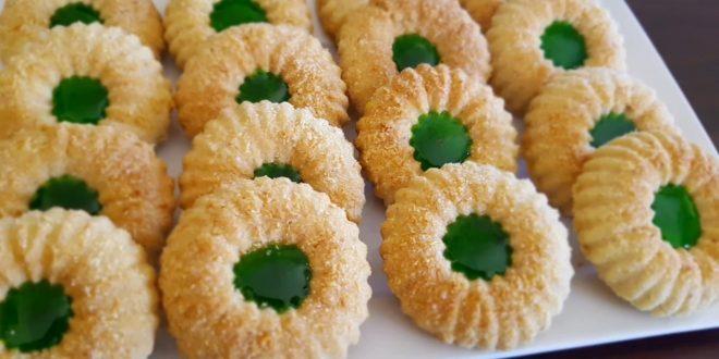 صورة حلويات العيد مغربية , مااروع الحلويات