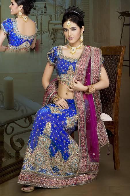 صورة لبس هندي بناتي , واو ما اروع لبس الهنود 1794 1
