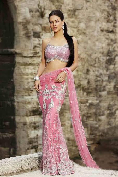 صورة لبس هندي بناتي , واو ما اروع لبس الهنود 1794 7