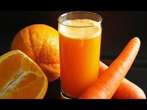 صورة طريقة عصير الجزر , احلي و افيد عصير