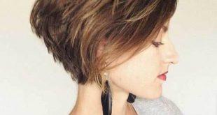 شعر قصير قصات , باطلالة رائعة تالقي باجمل قصات الشعر القصيرة