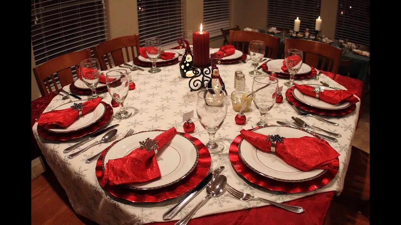 صورة اتيكيت ترتيب طاولة الطعام بالصور , اسهل الطرق لترتيب الطاولات