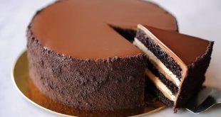صورة وصفة كعكة الشوكولاتة , كيكة الشوكولاتة وسر جمالها