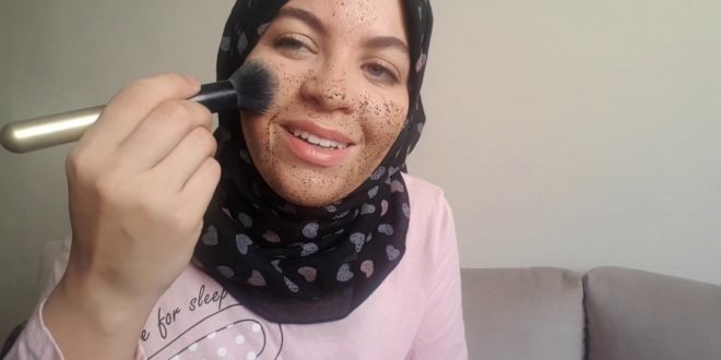 صورة وصفة لتصفية الوجه , معايا مافيش مشاكل لبشرة